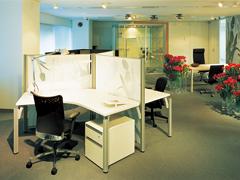 オフィス空間を効果的に引き立てるグラフィックデザイン3